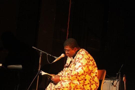Le celebre poete camerounais anne cillon perri oku plumencre
